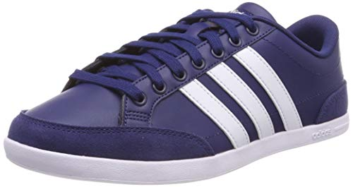adidas Caflaire, Zapatillas de Tenis para Hombre, Azul (Dark Blue/FTWR White/Dark Blue Dark Blue/FTWR White/Dark Blue), 46 EU