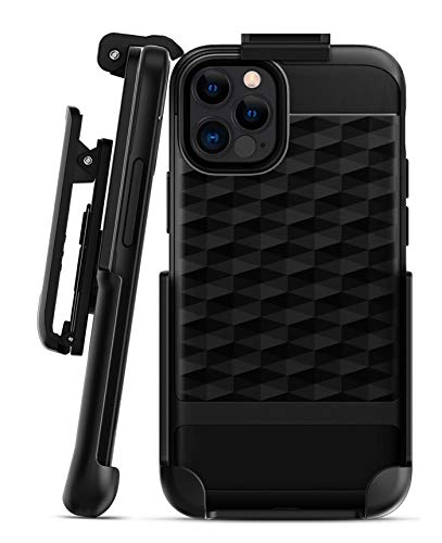 Encased Belt Clip for Caseology Parallax Compatible with iPhone 12 Pro Max (Holster Only - Case is not Included)