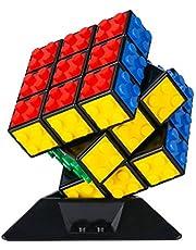 BRIKSMAX Speed Cube 3X3 Magic-Cube: Puzzle-Cube pour Enfants et Adultes, adapté aux garçons et aux Filles âgés de 5 Ans et Plus