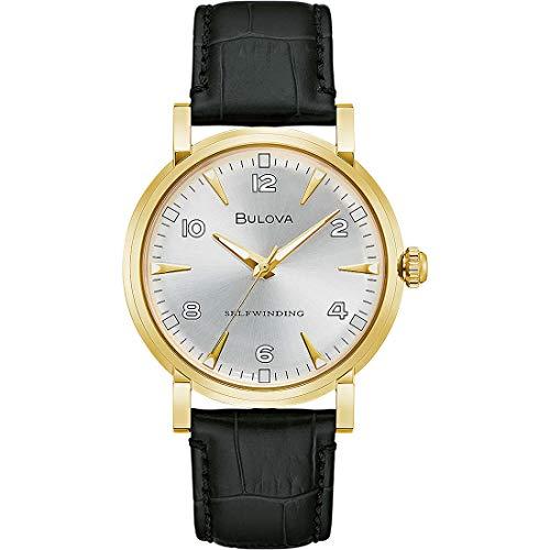 orologio solo tempo uomo Bulova Clipper classico cod. 97A152