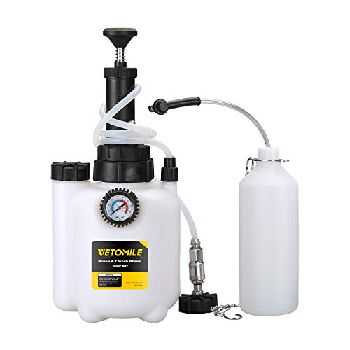 VETOMILE - Kit de Purga de líquido de Freno y Embrague (3 L)