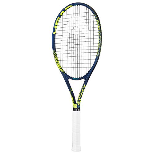 HEAD Spark Elite, Racchette da Tennis Unisex Adulto, Multicolore, 3