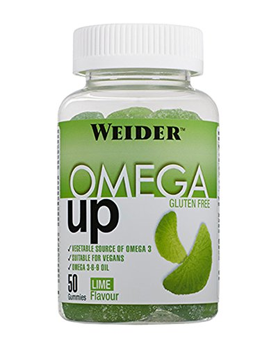 Weider UP Omega Up – 50 gomme gommose Lima