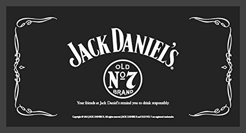 Jack Daniels pequeño wetstop Runner