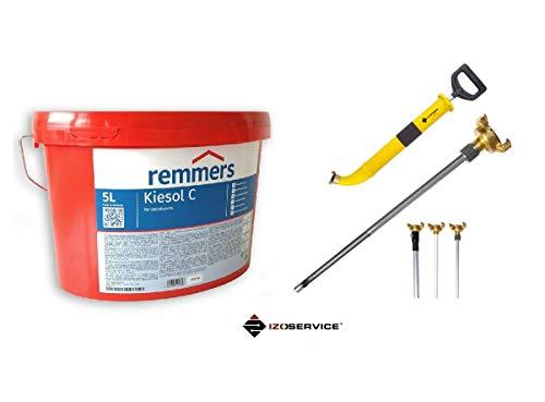 Remmers Kiesol C (5 ltr + Mörtelspritze + Lanze)