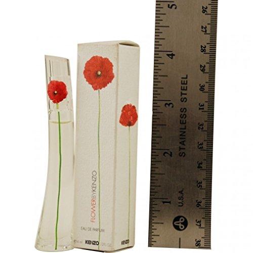 KENZO FLOWER by Kenzo Perfume for Women (EAU DE PARFUM .12 OZ MINI) (0.12 Ounce Mini Cologne)