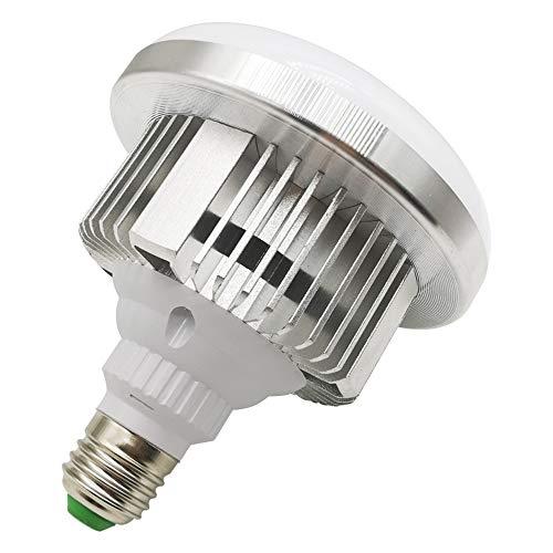 XLQF 65W 80W 85W 105W 125W 150W E27 LED LED Profesional FOTOGRAFÍA Bombilla 5500K RGB 220V Lámpara,85w