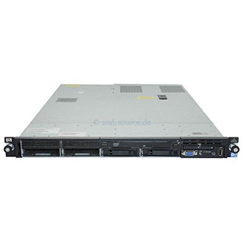Hewlett Packard Enterprise ProLiant DL360G6CTO Intel 55201U–Server-Barebone (Intel 5520, Intel, Xeon, E5500, L5500, X5500, X5600, SDRAM, 800,1066,1333MHz)