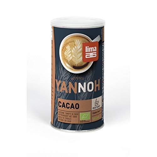 Lima Yannoh Instantaneo Chocolate 175G Bio 175G Lima 400 g