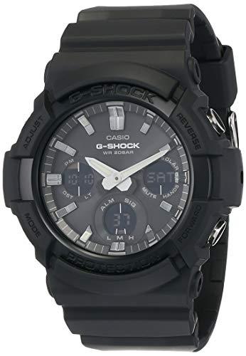 Casio G-Shock Analog-Digital Black Dial Men's Watch-GAS-100B-1ADR (G772)