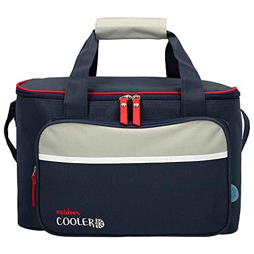 Aktive 80727 - Bolsa térmica 17 litros cooler