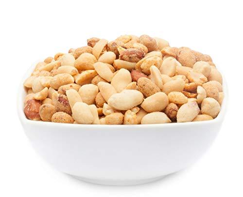 1 x 3kg Nusskernmischung pikant gewürzt geröstet mit Pfeffer und Kräuter vegetraisch Knabberei 22% Protein