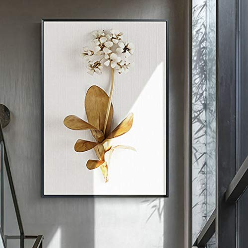 FXBSZ Hoja Lienzo Pintura impresión póster impresión Arte de la Pared Pintura decoración del hogar Sala de Estar decoración Pintura impresión sin Marco 30x45cm
