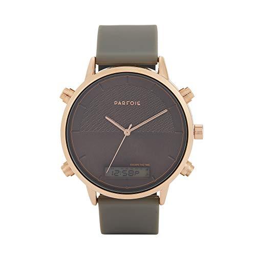Parfois - Reloj Digital Rose Gold Tray - Mujeres - Tallas...