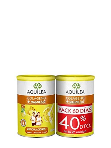 Aquilea Aquilea Articulaciones Colageno+Mg Duplo 2X375Gr. 750 ml