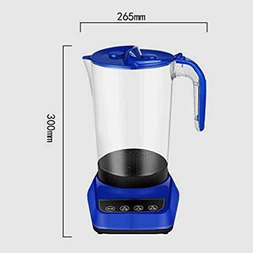 2L natriumhypochloriet making machine huishoudelijke sterilisator elektrolytische reactie generator for huishoudelijk luchtzuivering, kleding desinfectie, vloerreiniging (Color : Blue)