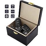 Faraday Box, [Newest Version] Diyife Key Fob Protector, RFID Box for Car Keys, Carbon Fiber Signal Blocker for Keyless Fob, Car Key Signal Blocker Box, Signal Blocking Box for Car Keys Phones