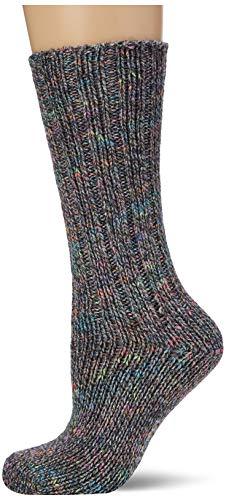 ESPRIT Damen Cosy Boot W SO Socken, grau (Light Grey Mel. 3390), 39-42 (UK 5.5-8 Ι US 8-10.5)