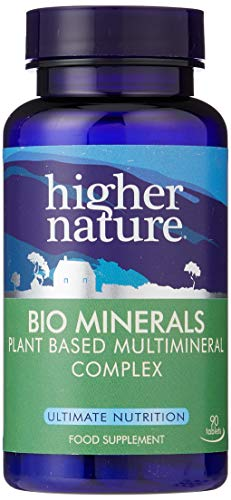 Higher Nature A Higher Nature Bio Minerals 1 X 90S