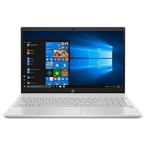 HP Pavilion 15.6-inch Touchscreen FHD(1920x1080) IPS Laptop PC, 10th Gen Quad Core Intel i7-1065G7 Processor, 12GB DDR4, 1TB HDD, Bluetooth, HDMI, B&O Play Audio, Backlit Keyboard, Windows 10 Home