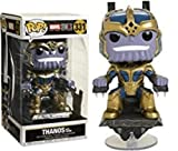 Funko Pop! Marvel # 331 Marvel Studios 10 Jahre Thanos auf Thron...