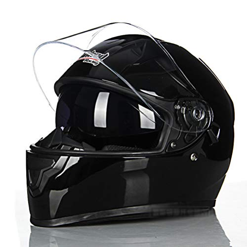 Full Face MTB Fahrradhelme Flip Up Motorradhelme Adult Snowmobile Helme Damen Full Face Motorradhelme mit Dual Lens