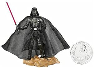 Star Wars 30th Anniversary - A New Hope - DARTH VADER Action Figure with Plastic Collector Coin #16