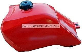 CLARKE Replacement Fuel Gas Tank for 1993-2000 Honda TRX 300 FW 2x4 4x4 Fourtrax ATVs