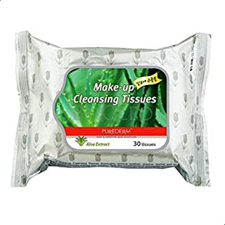 Aloe Make-up cleansing tissues by purederm