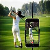 Funhoo Porta Telefono per Disco da Golf - Formazione per la Registrazione di Clip telefoni...