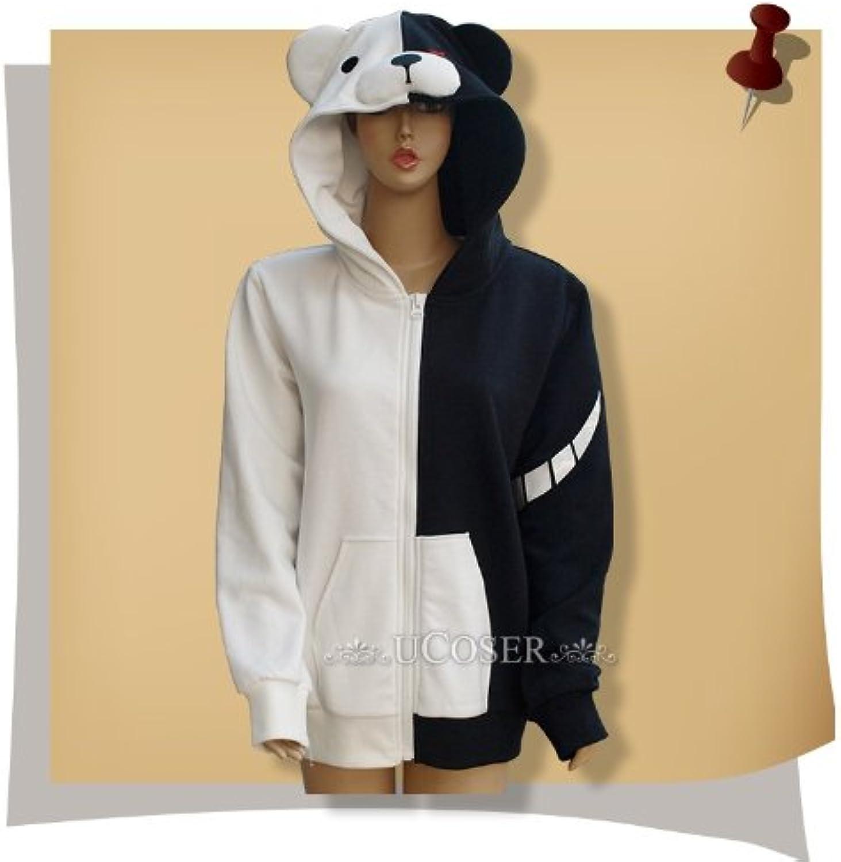 Dangan Ronpa schwarz Bear cosplay kostum ,Maßgeschneiderte,Größe S  Höhe 155cm-160cm B00EVN70BE eine breite Palette von Produkten  | Sehr gute Qualität
