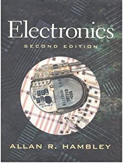 [(Electronics)] [Author: Allan R. Hambley] published on (August, 1999)