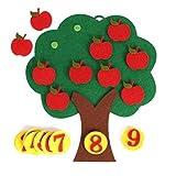 WyTosa Juguete matemático Montessori para niños