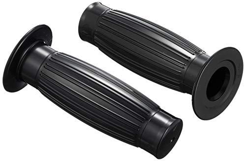 ポッシュ(POSH) 樽型ハンドルグリップ ブラック 010072