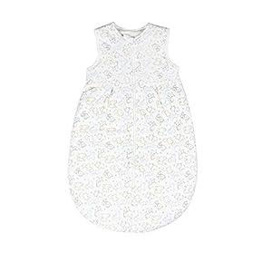 Viviland Sleeveless Baby Sleeping Bag Sleepsack, 100% Cotton Wearable Blankets for Babies