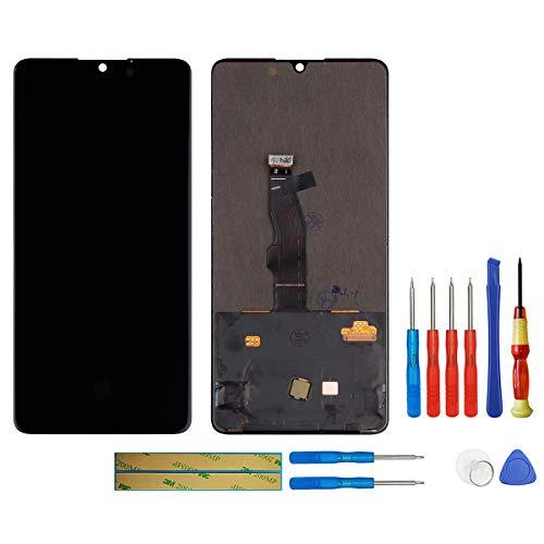 swark Pantalla OLED compatible con Huawei P30 ELE-L29, ELE-L