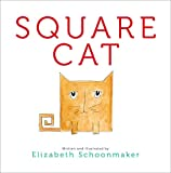 Square Cat- Book Cover