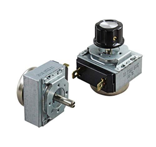 MXQIN Boca 90 Minutos de presión eléctrica Interruptor Cooker Timer 120V 15A...