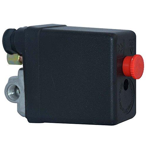 1 Stück Druckschalter für Kompressor Kompressorschalter 230V Hoher Wert