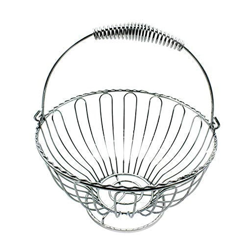 JSDOR Fruit Basket Bowl Stainless Steel Fruit Tray Storage Basket Decorative Countertop Fruit Bowl Stand for Vegetables, Fruits, Candy, Chocolate, Dried Fruit Nuts for Home Party and Wedding