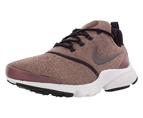 Nike Damen Presto Fly SE (Special Edition) Mesh Sneaker Weinrot 39