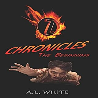 Z Chronicles: The Beginning audiobook cover art