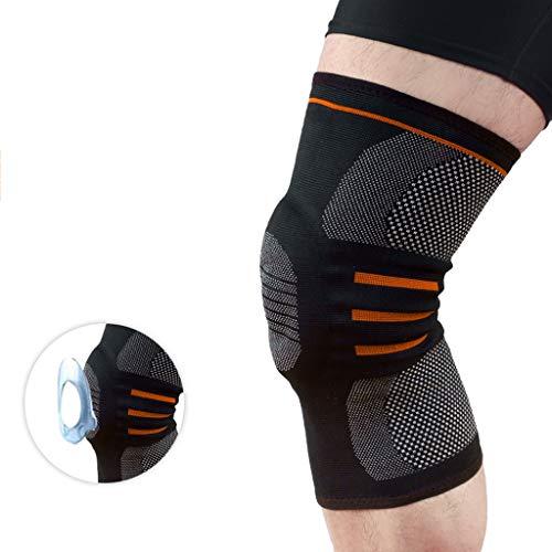 Sport Kniebeschermers Mannen En Vrouwen Basketbal Leggings Professionele Running Badminton Meniscus Injury Bescherming Kniebeschermer 2 Pack XINYALAMP