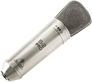 Behringer B de 2Pro Studio de micrófono de condensador