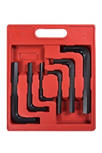 Blue Spot Tools 15308 Jumbo Hex Key Set