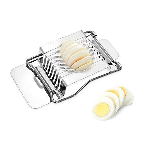 HZP Küche Edelstahl Eierschneider Draht Ei Käse Chopper Dicer Cutter Tool Für Salate Sandwiches
