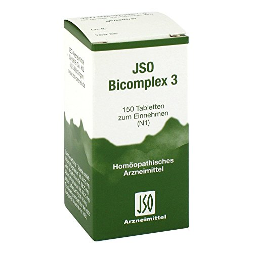 JSO-Bicomplex Heilmittel Nr.3 150 St