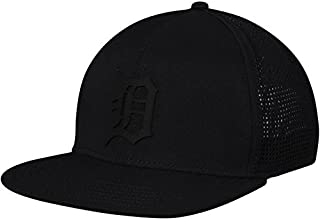 Under Armour Under Armour Detroit Tigers Black Supervent Performance Team Logo Adjustable Hat スポーツ用品 【並行輸入品】