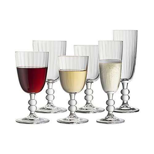 Copas De Vino Tinto Cristal Bohemia copas de vino tinto  Marca Bohemia Cristal