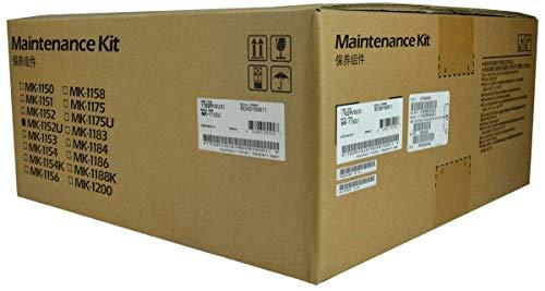 Kyocera Kit de mantenimiento modelo 1702RV0US1 MK-1152U; Kyocera original; compatible con impresoras...
